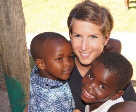 Volunteering in Cape Town
